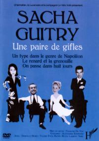 Sacha guitry - dvd  une pair de gifles