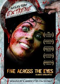 Extreme - five across the eye - dvd