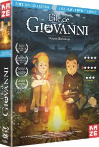 Ile de giovanni (l') - le film - edition collector dvd + blu-ray