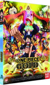 One piece - film 12 - gold - dvd