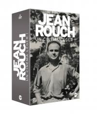 Jean rouch - le cinema leger - 10 dvd