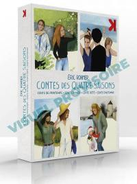 Contes des quatre saisons - version restauree - 4 dvd