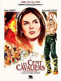 Cent cavaliers (les) - combo dvd + blu-ray + livre- mediabook