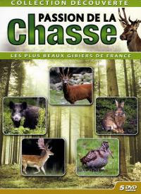 Passion chasse - 5 dvd