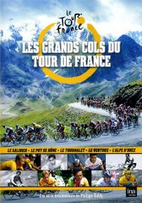 Grands col du tour de france (les) - dvd