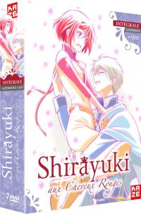 Shirayuki aux cheveux rouges - integrale serie + oav - 7 dvd