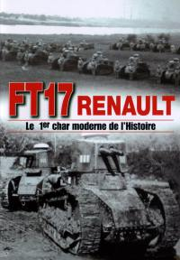 Le char ft17 renault - dvd