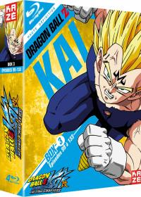Dragon ball z kai - the final chapters - partie 3 sur 4 - ed collector - 4brd