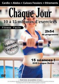 Chaque jour - fitness facile - dvd