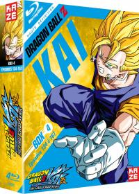 Dragon ball z kai - the final chapters - partie 4 sur 4 - ed collector - 4brd