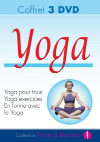 Ypt -  yoga - coffret3 dvd