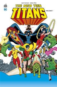 New Teen titans. Volume 1,