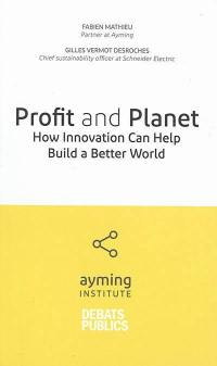 Profit and planet