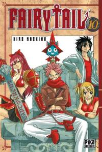 Fairy Tail. Volume 10,