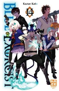 Blue exorcist. Volume 14,