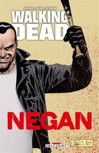 Walking dead, Negan