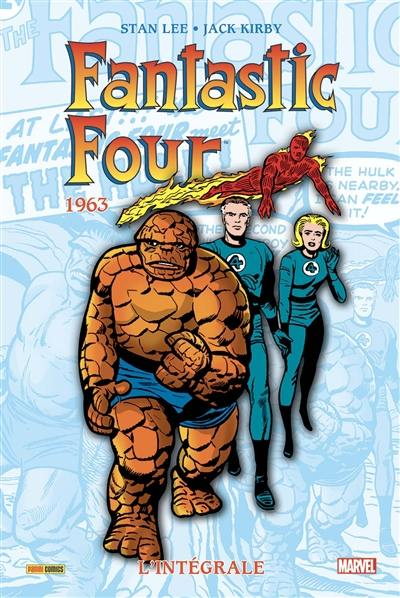 Fantastic Four. Volume 2, 1963