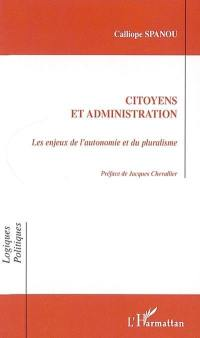 Citoyens et administration