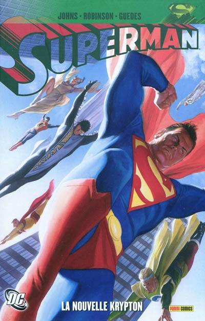 Superman. Volume 1, La nouvelle Krypton