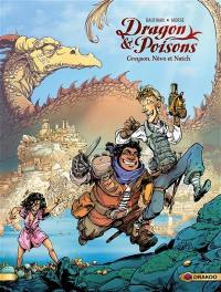 Dragon & poisons. Volume 1, Greyson, Névo et Natch