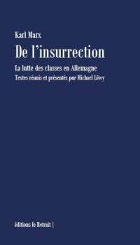 De l'insurrection