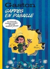 Gaston. Volume 10, Gaffes en pagaille
