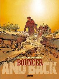 Bouncer. Volume 9, And back
