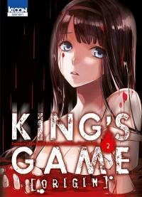 King's game origin. Volume 2,