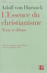 L'essence du christianisme