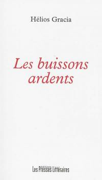 Les buissons ardents