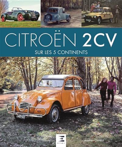 citroen 2cv une histoire francaise