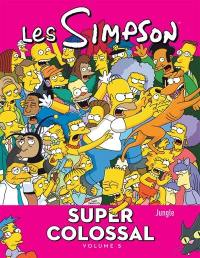 Les Simpson. Volume 5,