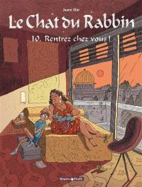 Le chat du rabbin. Volume 10,