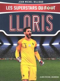 Les superstars du foot, Lloris