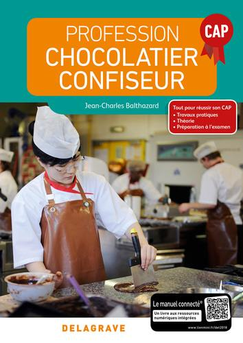 Profession chocolatier-confiseur, CAP