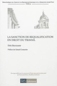 La sanction de requalification en droit du travail