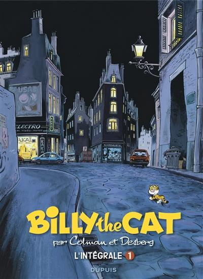 Billy the cat. Volume 1, 1981-1993
