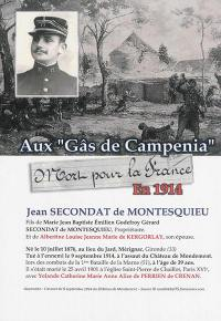 Jean Secondat de Montesquieu