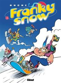 Franky Snow. Volume 4, Snow révolution