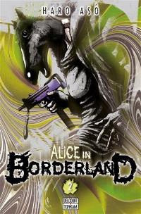 Alice in Borderland. Volume 2,