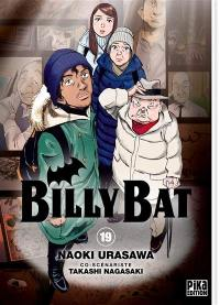 Billy Bat. Volume 19,
