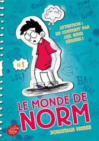 Le monde de Norm. Volume 1, Attention