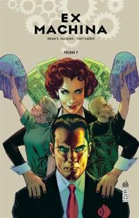 Ex machina. Volume 5,