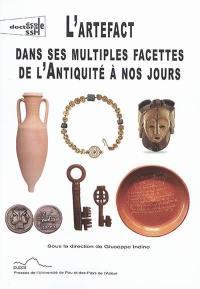 """Résultat de recherche d'images pour """"l' artefact dans ses multiples facettes"""""""