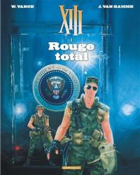 XIII. Volume 5, Rouge total