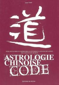 Astrologie chinoise code