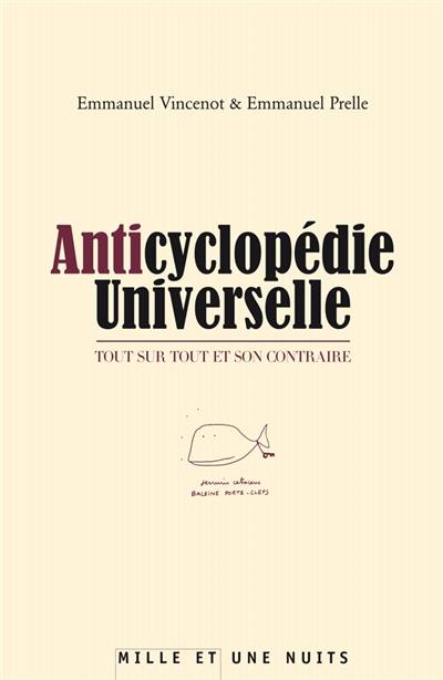 Anticyclopédie universelle
