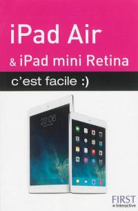 iPad Air & iPad mini Retina