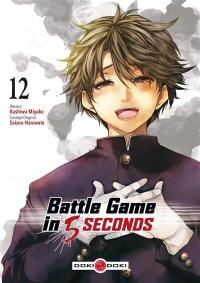 Battle game in 5 seconds. Volume 12,