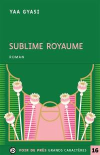 Sublime royaume